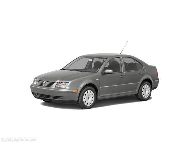 2004 Volkswagen Jetta GLS 2.0L Sedan