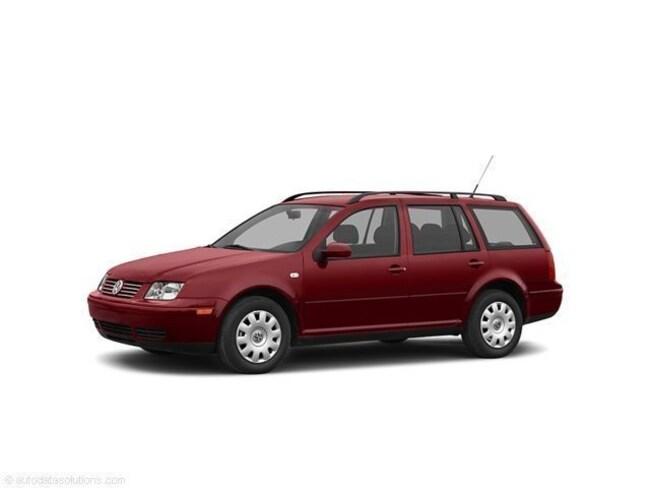 2004 Volkswagen Jetta GLS 2.0L Wagon