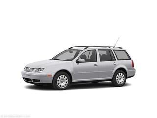 2004 Volkswagen Jetta GLS TDI Auto w/Tiptronic Wagon