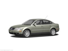 Used 2004 Volkswagen Passat GLX Sedan WVWTH63B74P150867 for Sale in Libertyville