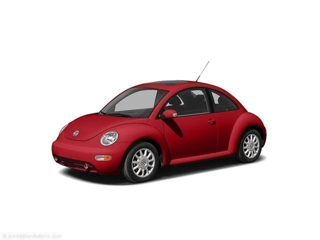 2004 Volkswagen New Beetle Turbo S Hatchback