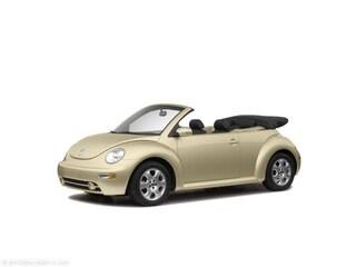 Pre-Owned 2004 Volkswagen New Beetle GL 2.0 Convertible in Dublin, CA