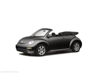 Used 2004 Volkswagen Beetle GLS Convertible 3VWCM31Y64M312847 A2162N in Bloomington, IN
