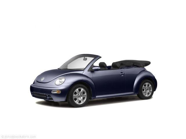2004 Volkswagen Beetle GLS Convertible