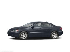 Used Cars  2005 Acura RL 3.5 Sedan For Sale in Des Moines