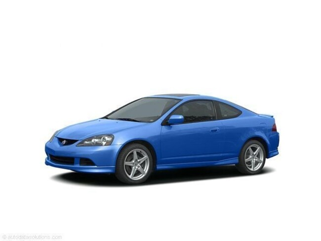 2005 Acura RSX Base Coupe