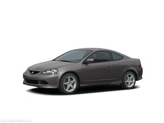 2005 Acura RSX Base w/Leather Coupe