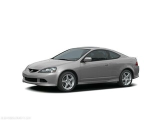 2005 Acura RSX Type S Coupe