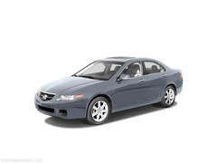 Used 2005 Acura TSX Base Sedan JH4CL96895C000279 for sale in Rapid City, SD