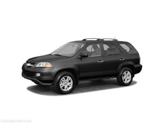 Used 2005 Acura MDX 4DR SUV AT SUV in Fort Worth, TX