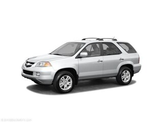 Used 2005 Acura MDX 3.5L w/Touring/RES/Navigation SUV for sale near you in Roanoke, VA