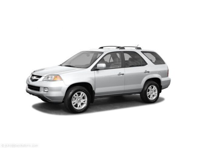 Used vehicles 2005 Acura MDX 3.5L w/Touring/RES/Navigation SUV for sale near you in Roanoke, VA