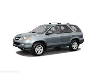 2005 Acura MDX 3.5L w/Touring/RES/Navigation SUV