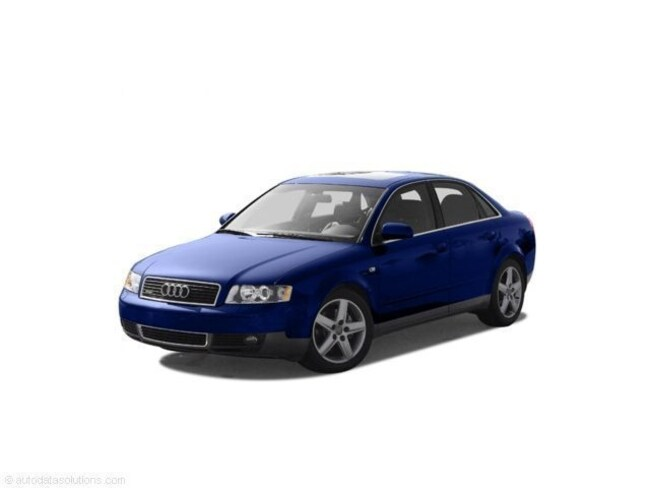 Used 2005 Audi A4 1.8T Sedan for sale near Jersey City