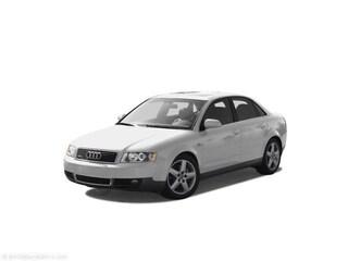 2005 Audi A4 1.8T Sedan