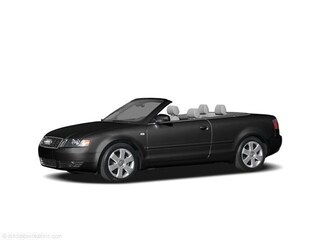 Used cars, trucks, and SUVs 2005 Audi A4 1.8T Convertible for sale near you in Indianapolis, IN
