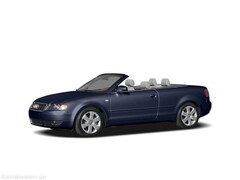 2005 Audi A4 1.8T Cabriolet Convertible WAUAC48H95K004991 for sale in Homosassa, FL