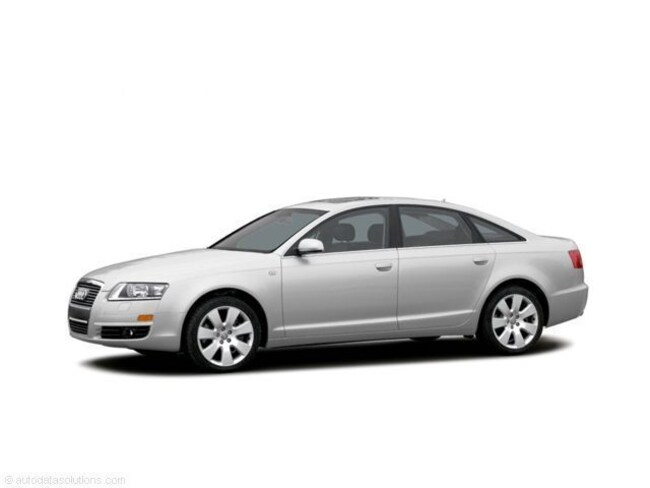 Used vehicles 2005 Audi A6 3.2 Sedan for sale near you in Roanoke, VA