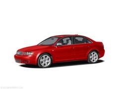 2005 Audi S4 4.2 Sedan