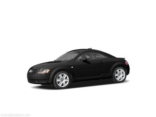 2005 Audi TT 3.2L Coupe