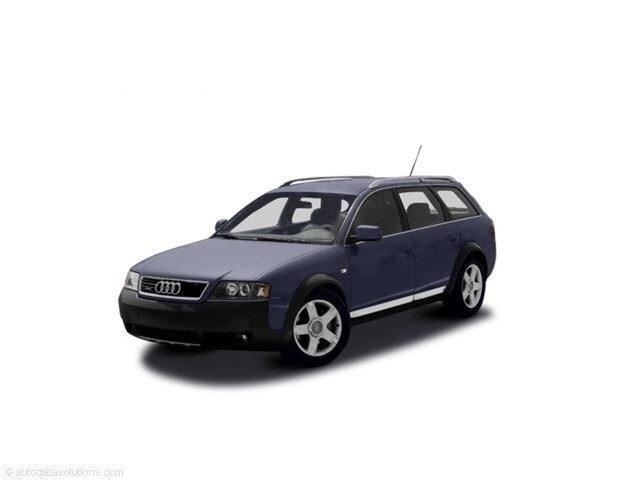 2005 Audi allroad 4.2 Wagon Denver Colorado