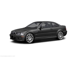 2005 BMW M3 Coupe Coupe