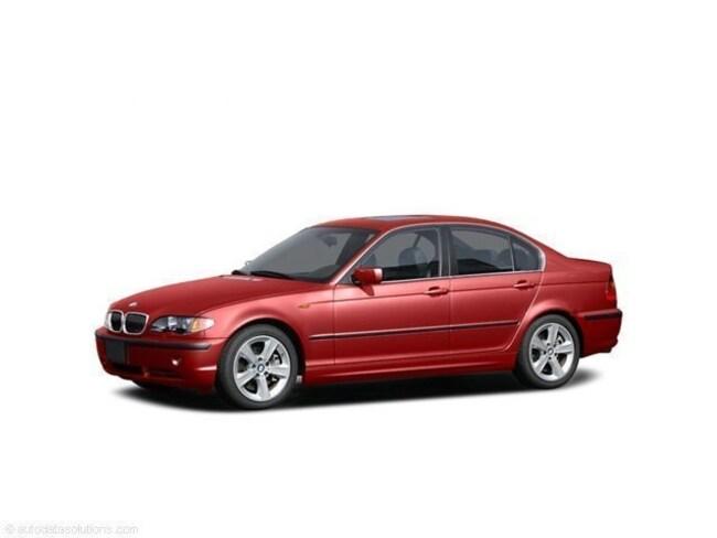2005 BMW 325xi Sedan Sedan