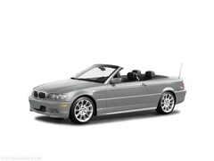 2005 BMW 325 Ci Convertible