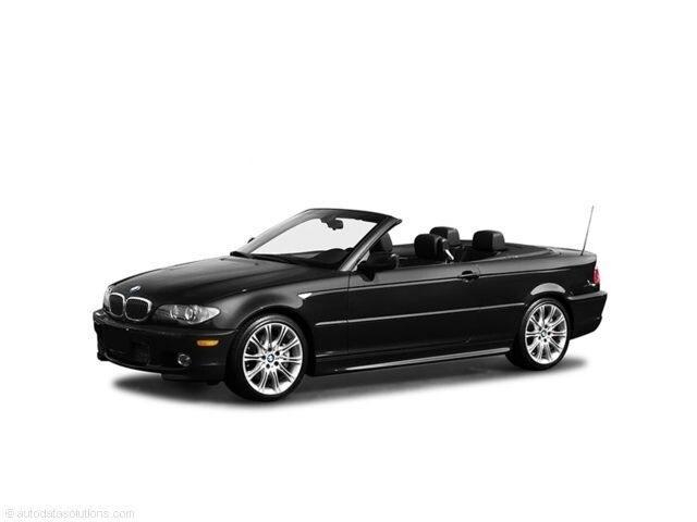 2005 BMW 325Ci Convertible