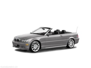 Pre-Owned 2005 BMW 325Ci Convertible Urbandale, IA