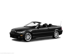 2005 BMW 330Ci Convertible