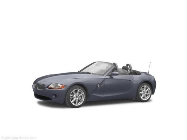 2005 BMW Z4 2.5i Roadster Convertible
