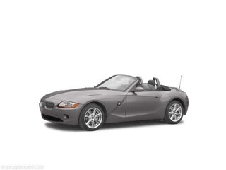 2005 BMW Z4 in [Company City]