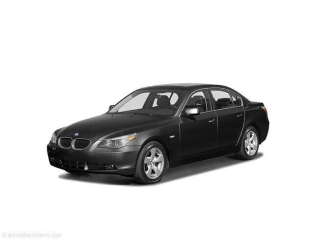 2005 BMW 545i 545i Sedan