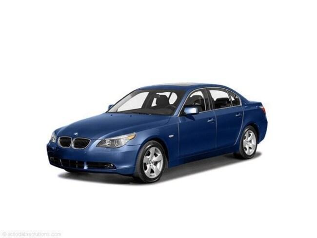 Used 2005 BMW 5 Series 545i Sedan Near Chicago