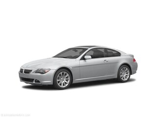 2005 BMW 6 Series 645Ci Coupe