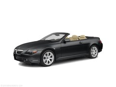 2005 BMW 6 Series 645Ci Convertible
