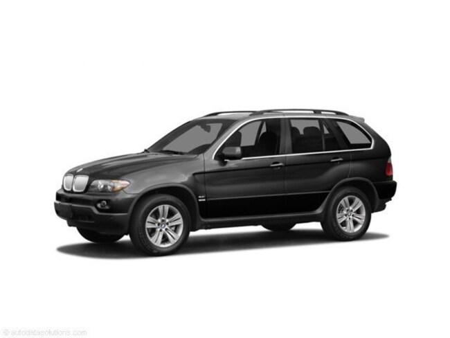 2005 BMW X5 3.0i SUV