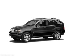 Used 2005 BMW X5 X5  AWD 4.4i for sale in Henderon, KY at Audubon Chrysler Center