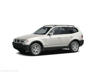 Used 2005 BMW X3 2.5i SUV in Williamsville, NY