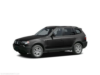 Used 2005 BMW X3 SUV for sale in Denver, CO