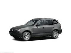 Chicago Used 2005 BMW X3 All-wheel Drive C13192A dealer - inventory