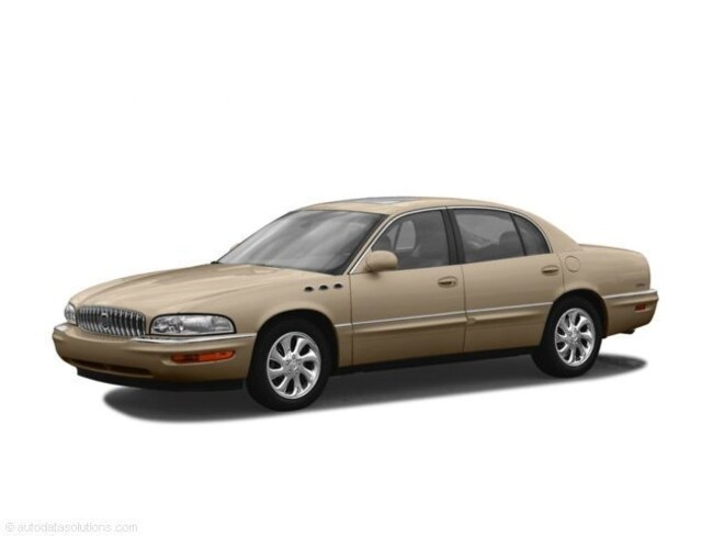 Used 2005 Buick Park Avenue 4dr Sdn *Ltd Avail* Car Grants Pass, OR
