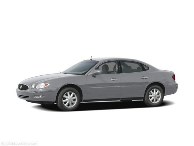 2005 Buick Lacrosse CX 1 Owner with Remote Start Sedan