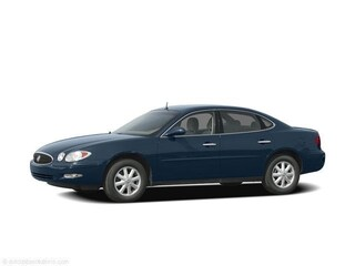 2005 Buick Lacrosse CX CX  Sedan w/ Front and Rear Head Airbags