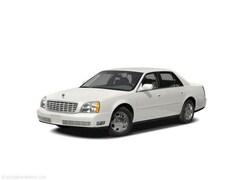2005 Cadillac Deville w/Livery Pkg Sedan