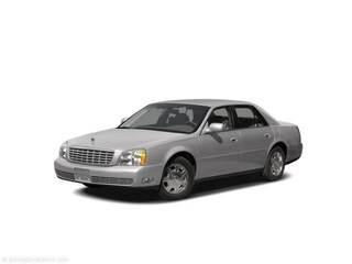Used 2005 CADILLAC DEVILLE Sedan for sale in midland TX