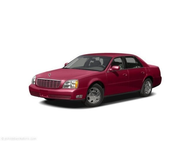 Used 2005 CADILLAC Deville Livery Sedan for Sale in Downers Grove at Max Madsen Mitsubishi