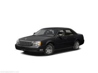 2005 CADILLAC DEVILLE DTS Sedan
