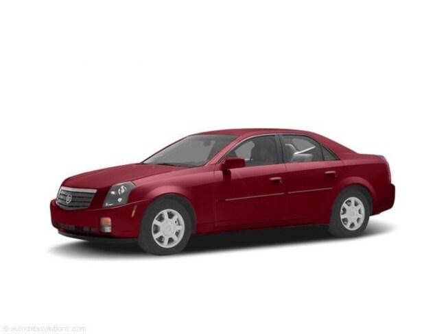 Used 2005 CADILLAC CTS Base w/1SB/1SC Sedan For sale in Blue Ridge, GA